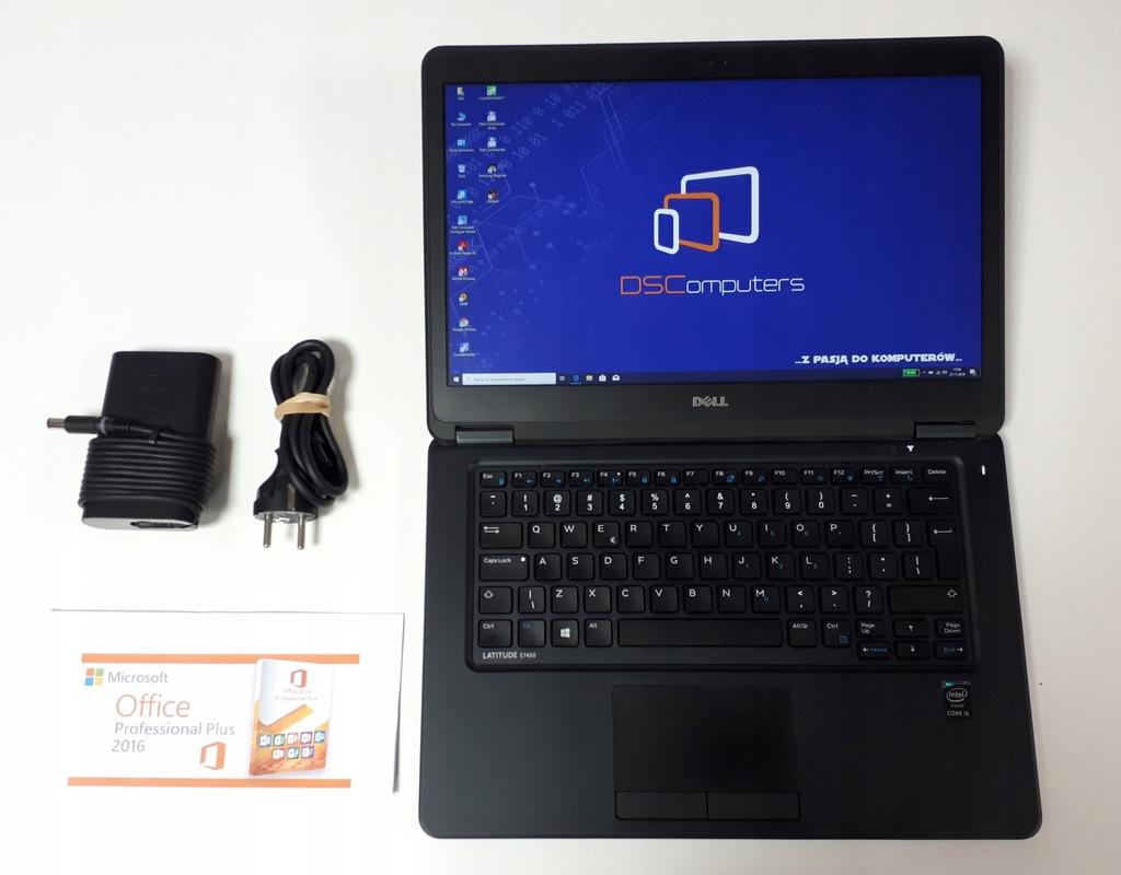 Dell E7450 i5-5200U 8GB SSD256GB FHD IPS 7h