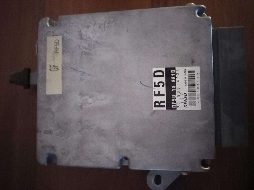 Sterownik silnika Mazda 6 2,0 CITD 2758OO-34 1888D