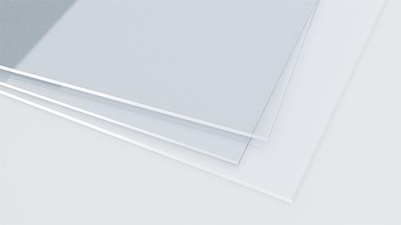 Plexa Pleksa Plexi na osłony 2mm, 1100x450mm