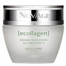 Ecollagen Wrinkle Smoothing Day SPF 15- Oriflame