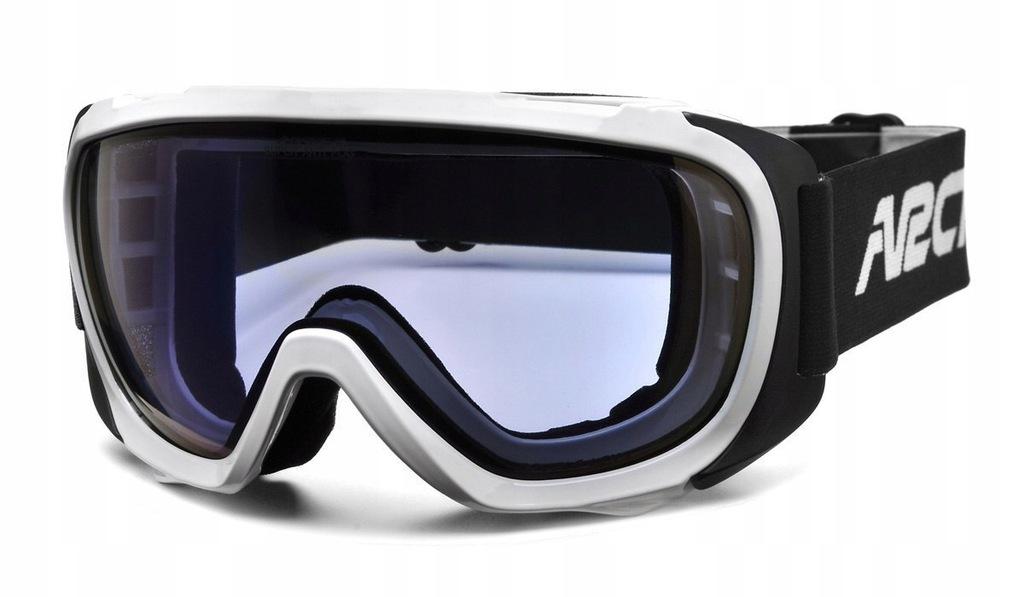 Okulary Arctica G-96B UV400 Podwójne Szkła