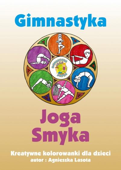 Kreatywne kolorowanki z jogą dla dzieci. Lasota