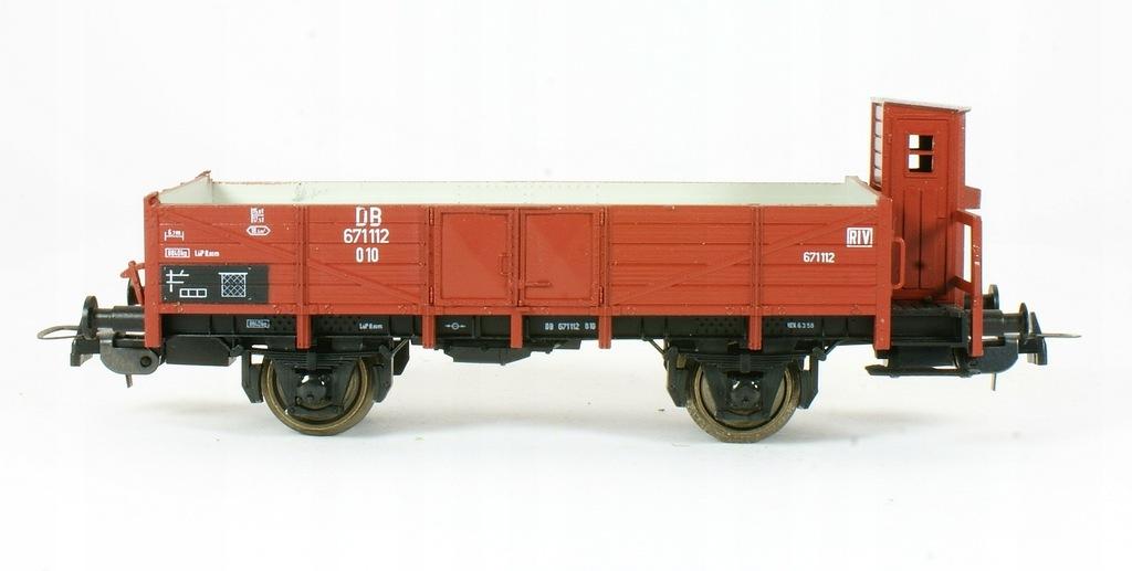 Sachsenmodelle. Wagon węglarka DB III ep.