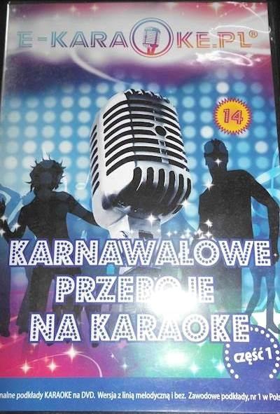 Karnawałowe przeboje karaoke