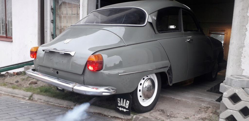 Saab 96 1966 dwusuw (2T)
