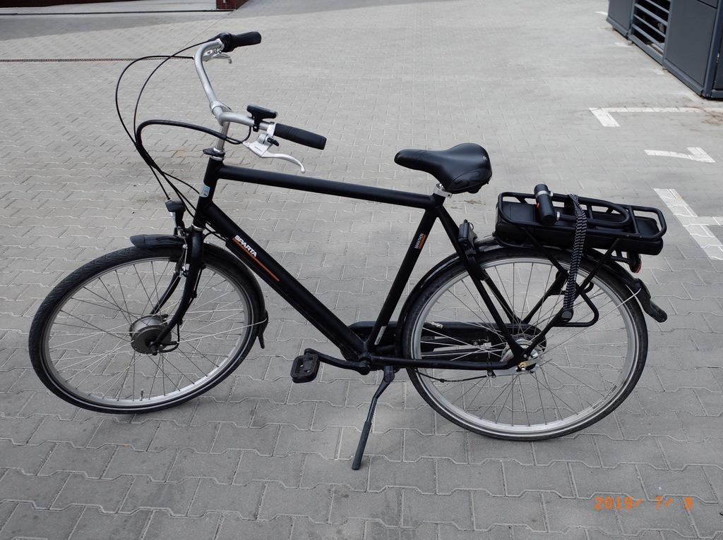 Sparta Marathon f3e rower elektryczny gwarancja