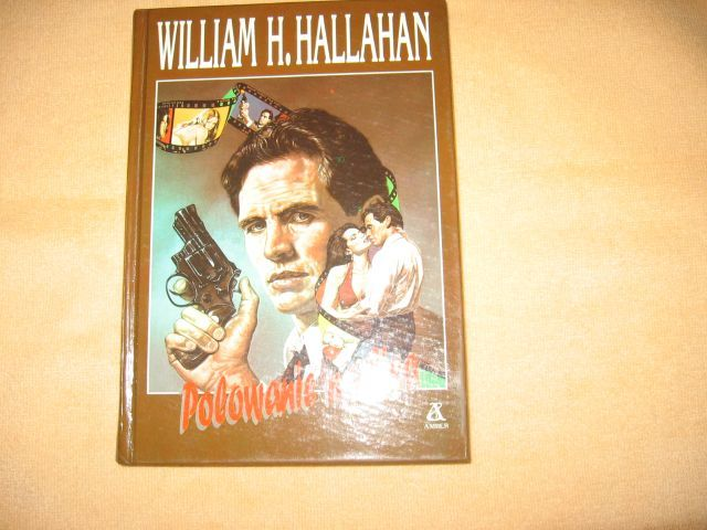 Polowaniw na lisa - W.Hallahan