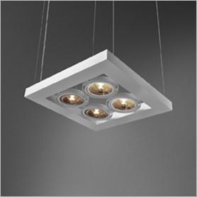 Lampa AQForm CADVA SQ biały 53114-0000-T8-PH-23