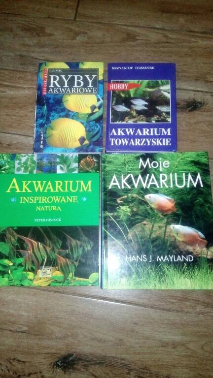 Ryby akwariowe moje akwarium towarzyskie książka