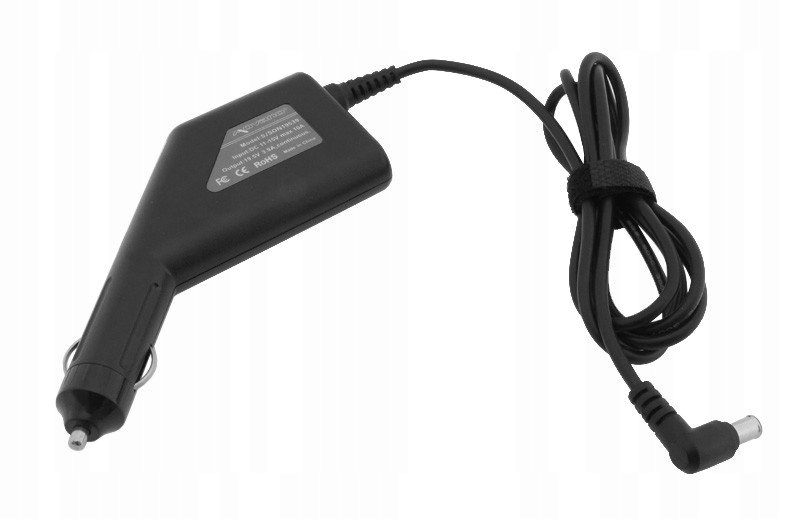 Zasilacz samochodowy Sony 19.5V 3.9A VGN-FE660G FV