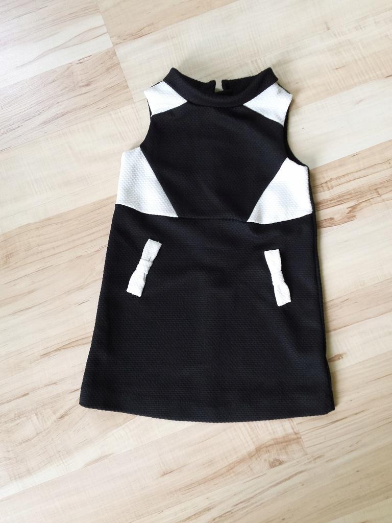 Next śliczna sukienka, dziewczynka, r 98, 3 lata