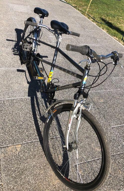 Rower tandem Kross Cosmo BE Tween