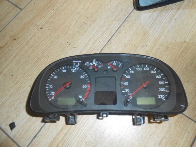 VW GOLF IV BORA LICZNIK 99r. BEN 1J0920825