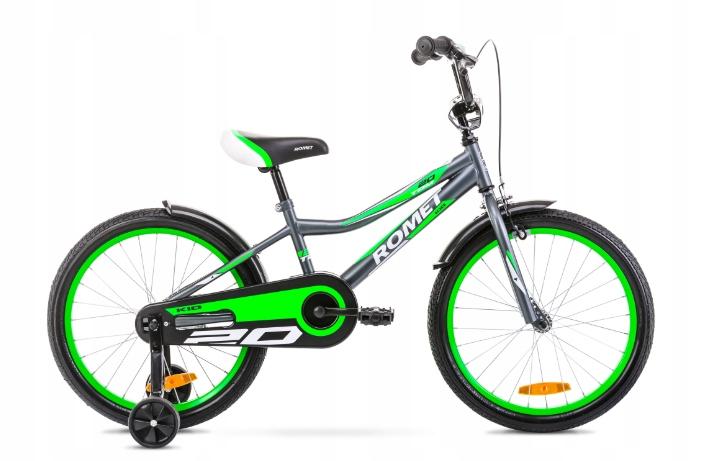 Rower dziecięcy Romet TOM 20 2019