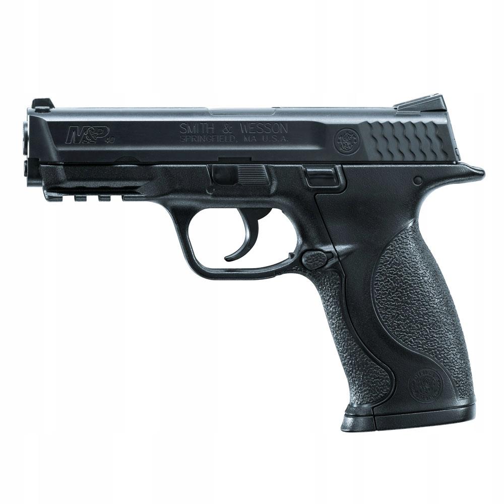 Wiatrówka Pistolet S&W M&P40 4,5mmCO2 (PG)
