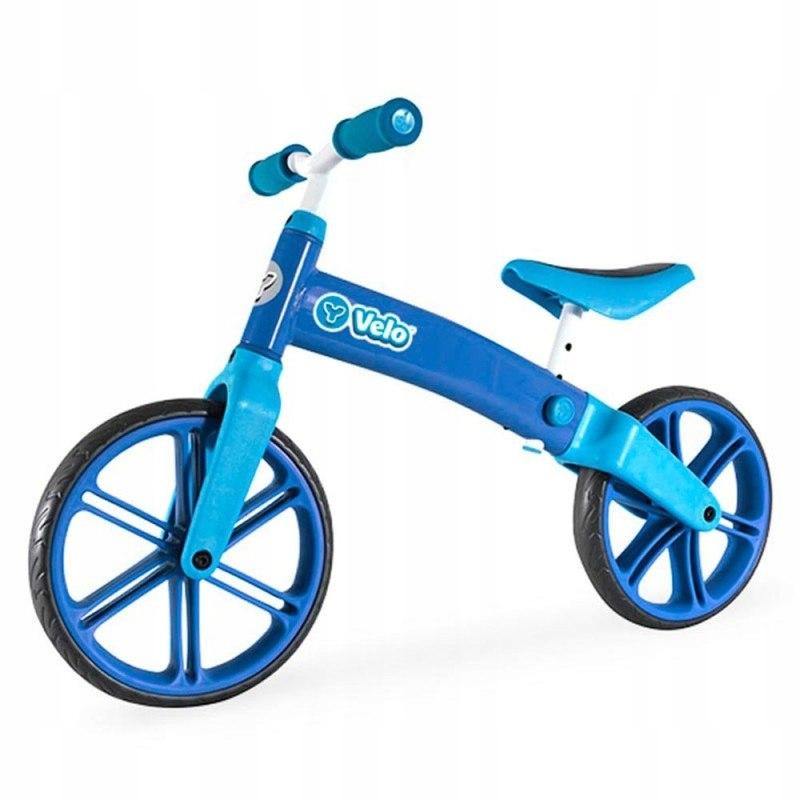 Rowerek biegowy Velo balance niebieski