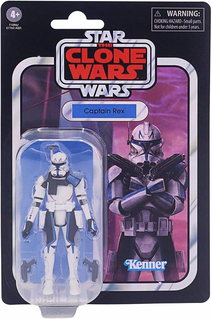 Star Wars Vintage: The Clone Wars - Captain Rex