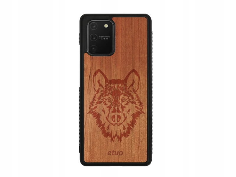 Etui do Samsung Galaxy S10 Lite - Wood Case