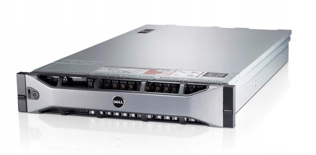R820 4XE5-4657L V2 2,4GHZ 512GB 4X600GB 4X1,2TB SZ
