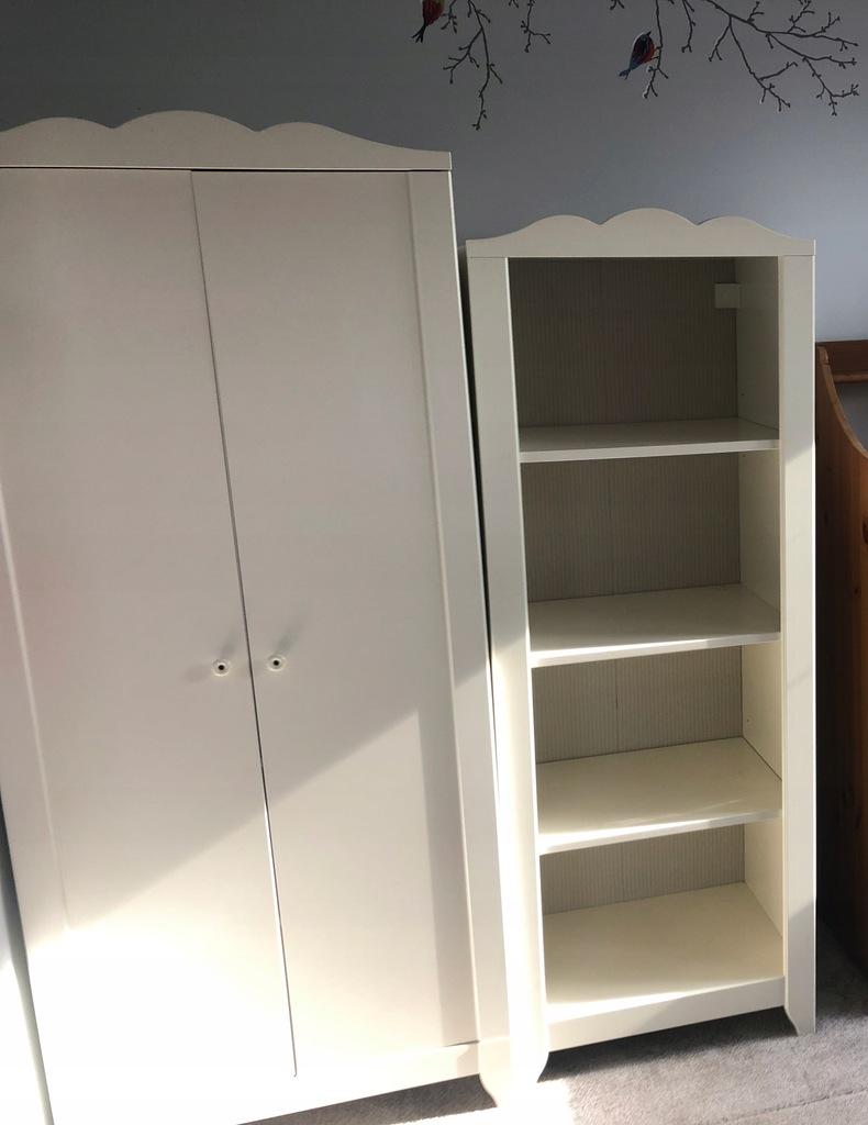 IKEA szafki do pokoju dziecięcego