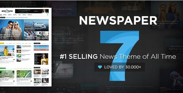 Szablon Themeforest Newspaper WordPress Themes WP