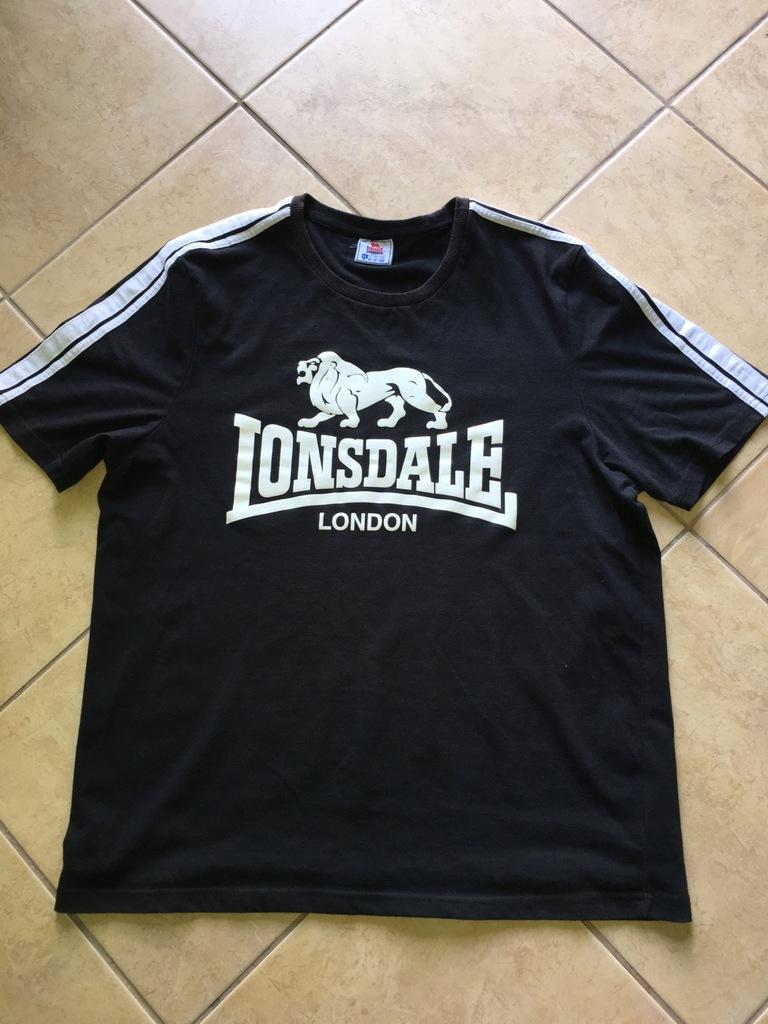 koszulka męska LONSDALE XL T-SHIRT