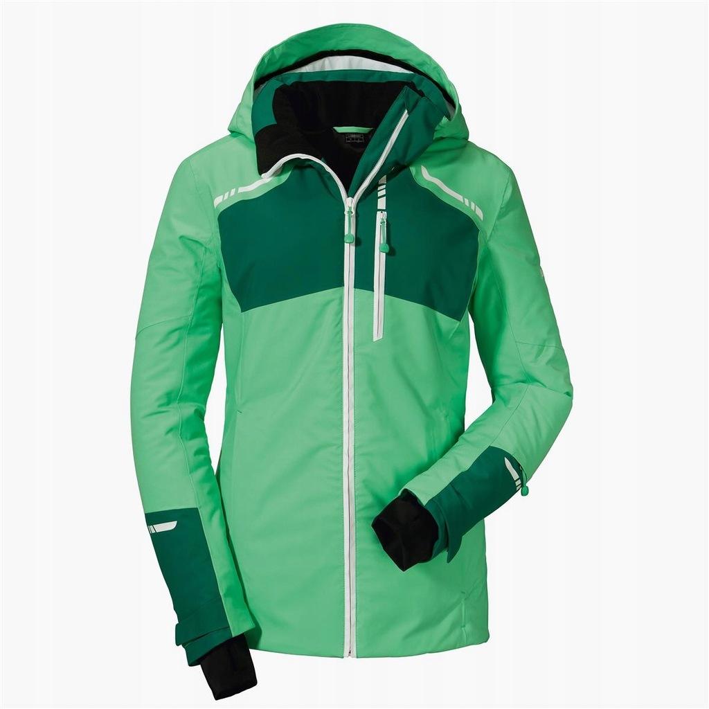 Kurtki narciarskie Schoffel Axams3 Zielony 40