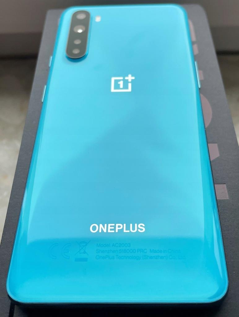 OnePlus Nord 12/256GB Blue Marble Dodatkowe Ubezpi