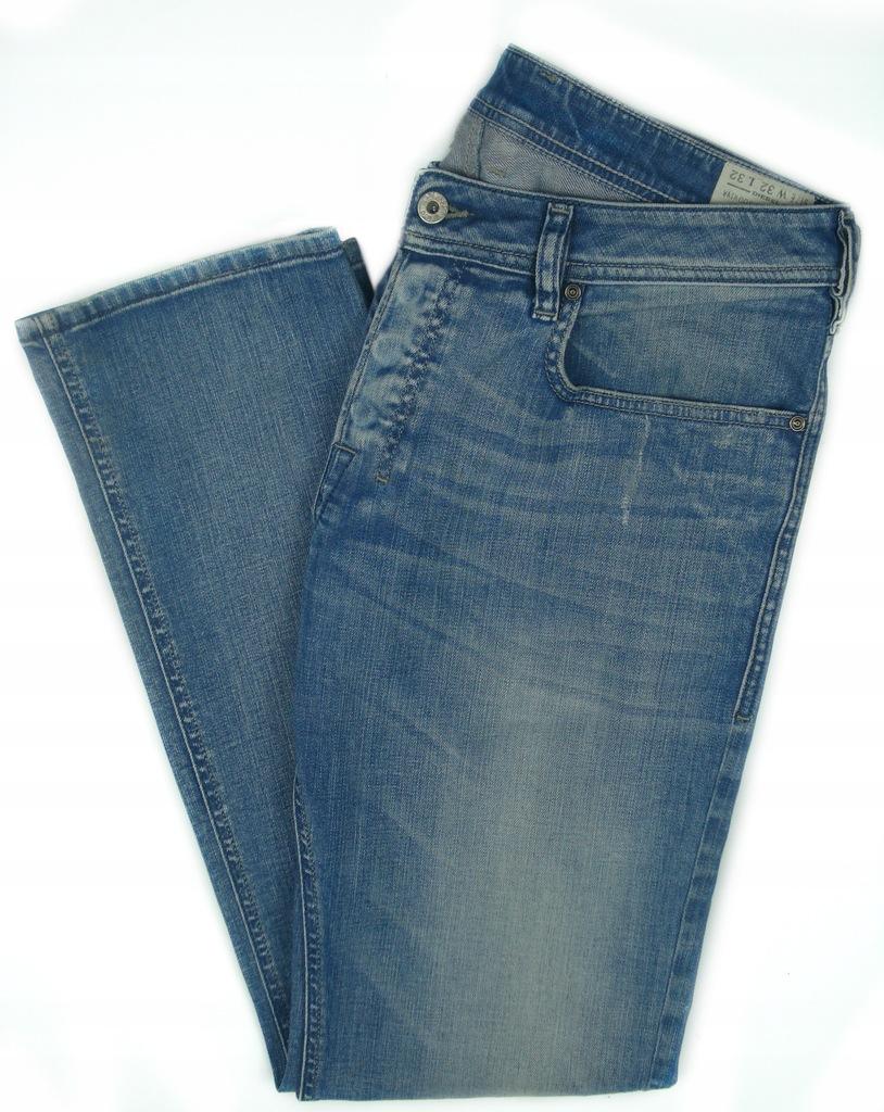 PIĘKNE spodnie jeansowe Diesel 104/84 IDEALNY STAN