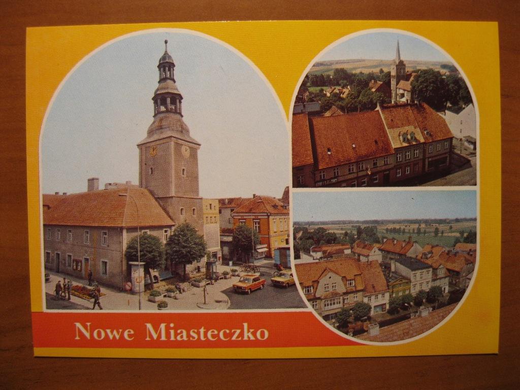 Nowe Miasteczko k/ Nowa Sól czasy PRL