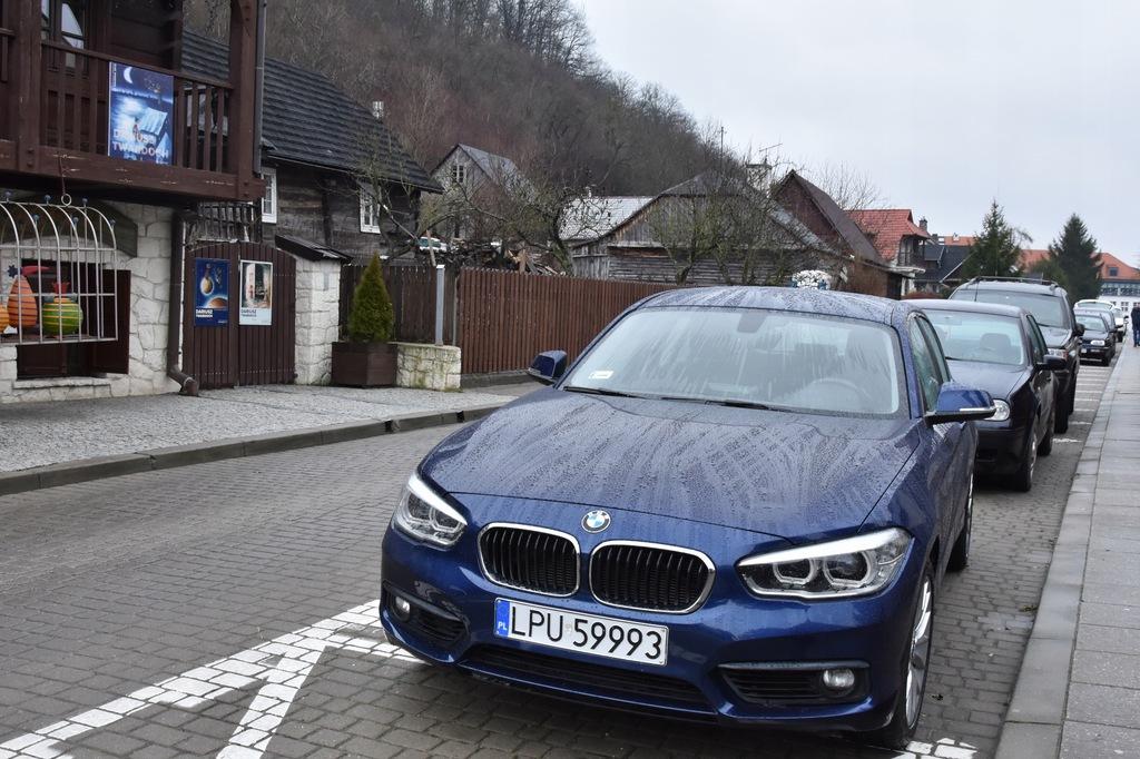 BMW 1 (F21) 118 d 150 KM Automat
