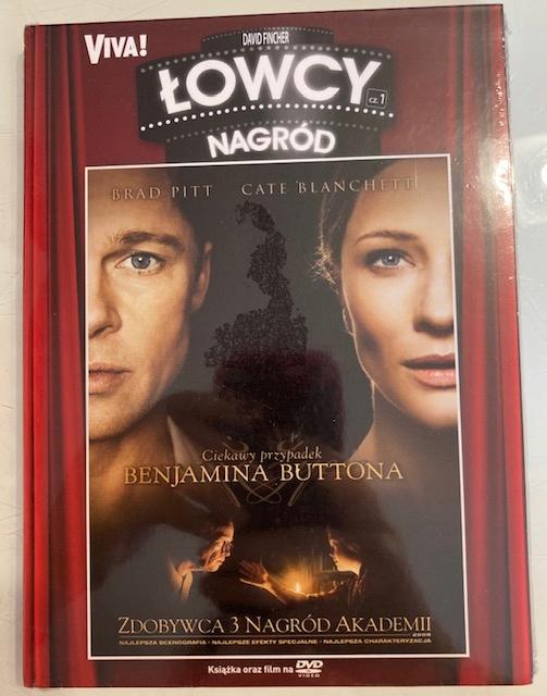 DVD CIEKAWY PRZYPADEK BENJAMINA FOLIA!!!