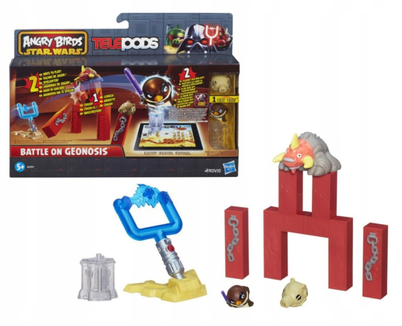 Angry Birds Star Wars Battle On Geonosis A6094 7910786183 Oficjalne Archiwum Allegro