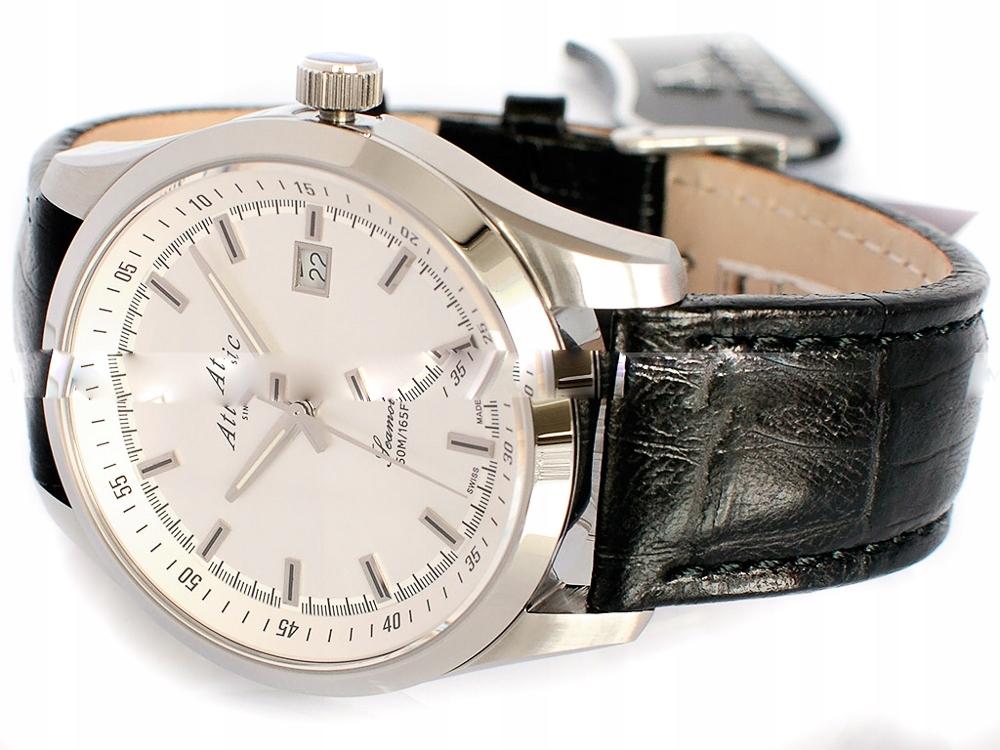 Zegarek Męski Atlantic 65351.41.21 - WYPRZEDAŻ