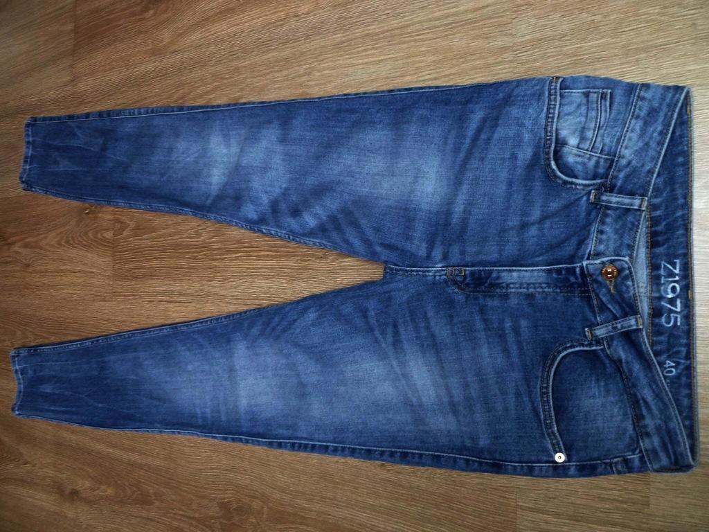 ZARA super modne jeansy ''S''