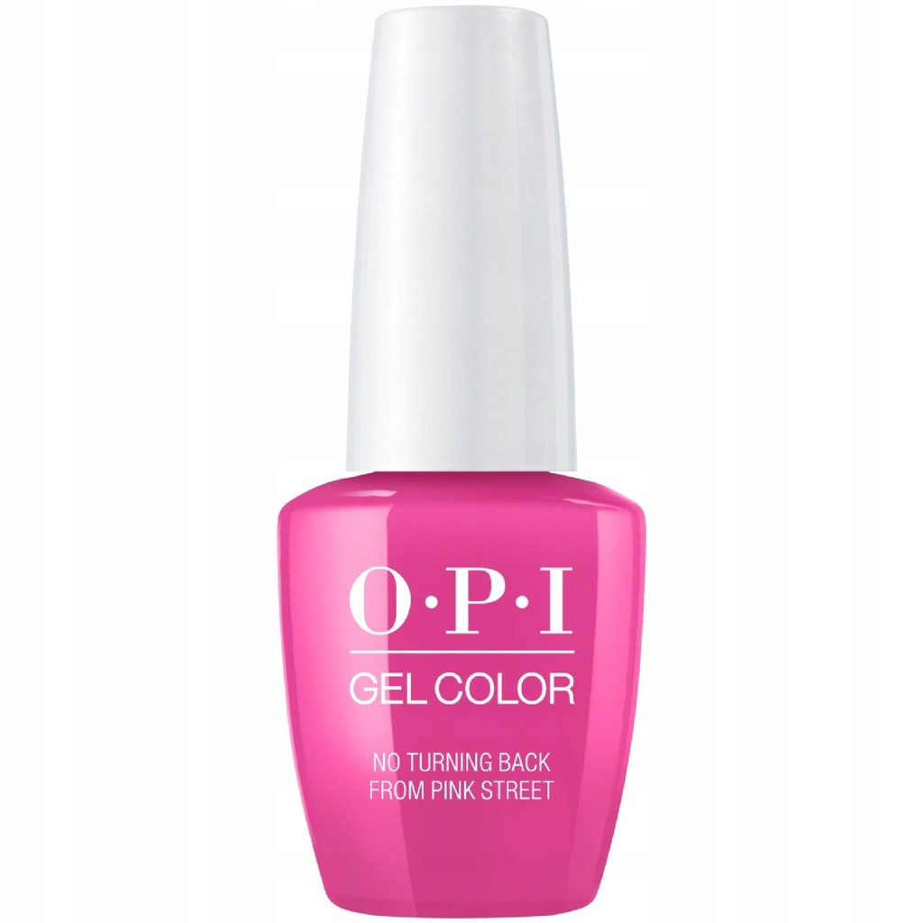 OPI GELCOLOR L19 No Turning Back From Pink Street