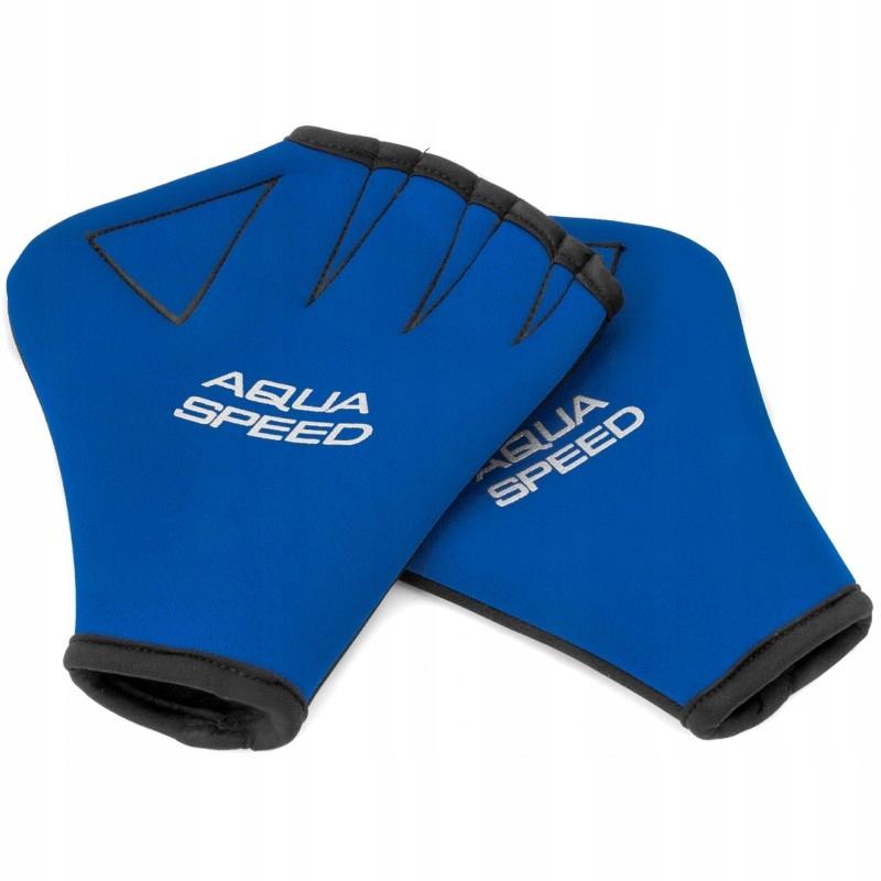 Aqua Speed Hand Paddle rękawiczki do pływania r.XL