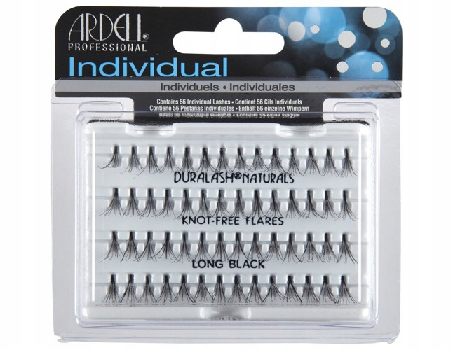 Ardell Individual rzęsy zestaw 56 Long Black
