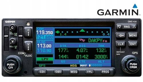 GNS 430W