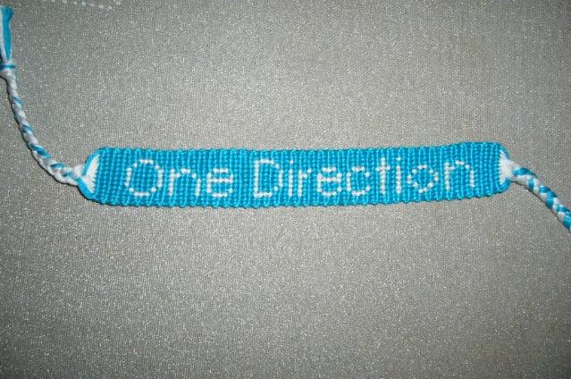 Bransoletka Z Muliny One Direction Recznie Robiona 7461749641 Oficjalne Archiwum Allegro