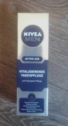 NIVEA FOR MEN Krem nawilżający do twarzy na dzień