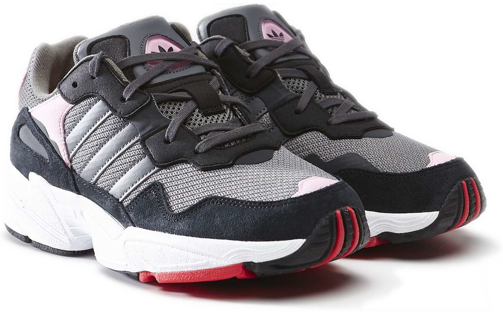 Damskie Sneakersy ADIDAS YUNG 96 J 274 GR ~36 23~