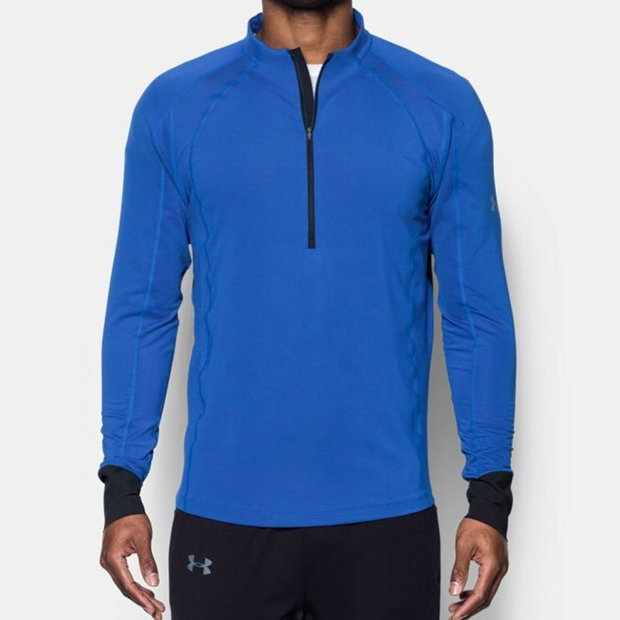 Bluza UA CG Reactor Run Half Zip 1304578 984 S