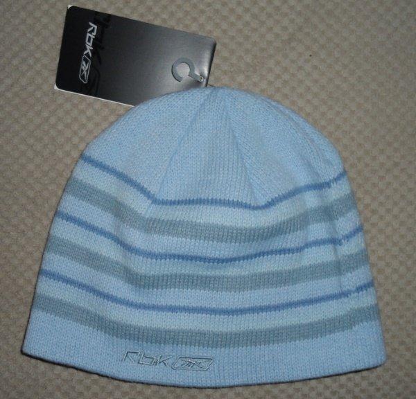 REEBOK Aviator Stripe Beanie - czapka zimowa