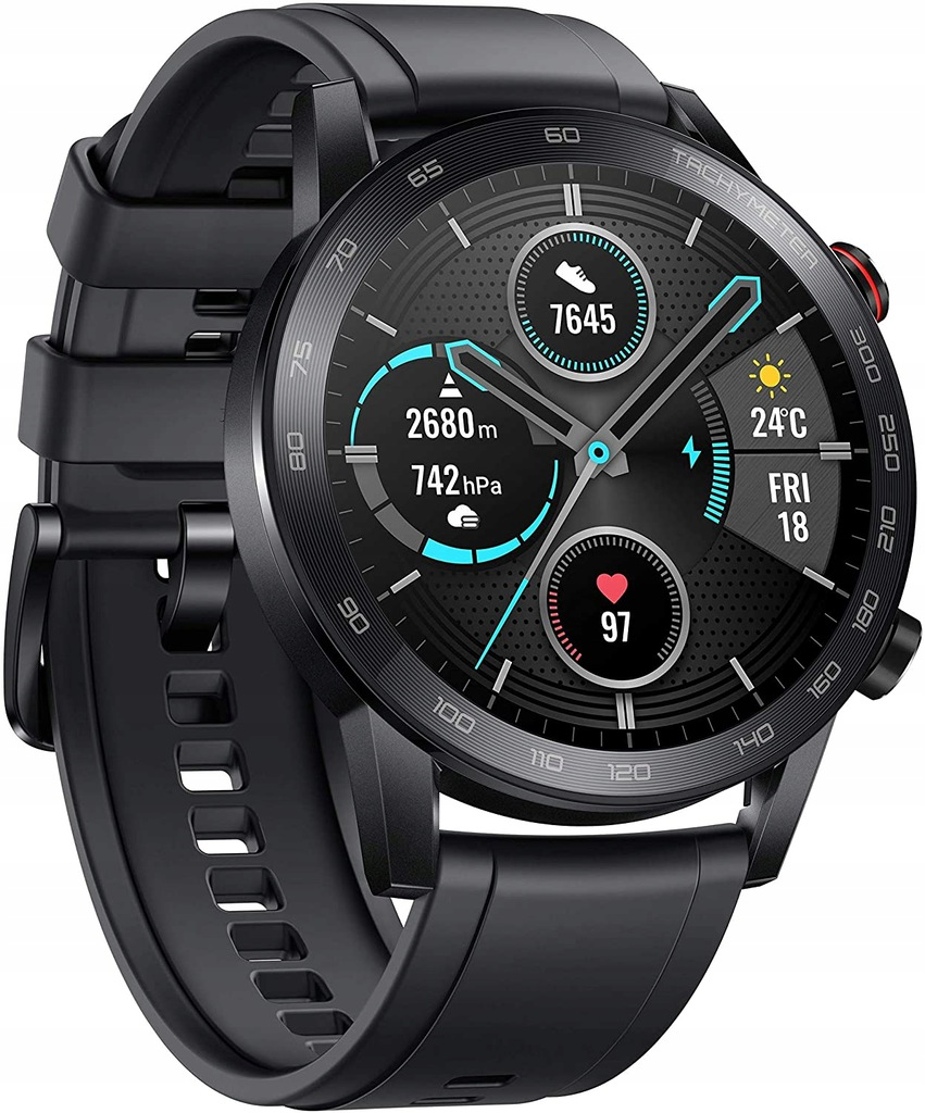 Smartwatch Honor Magic Watch 2 46mm Charcoal Black