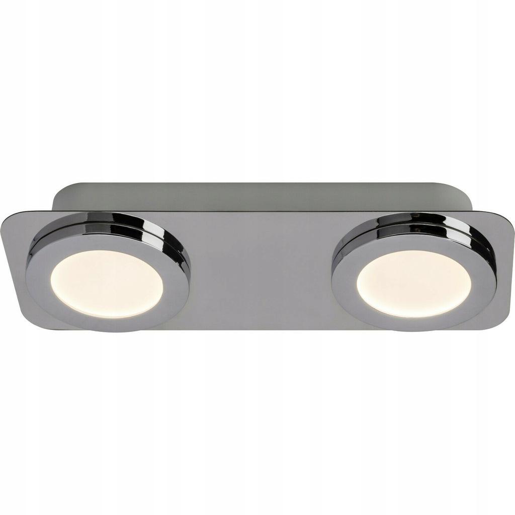 WODOSZCZELNA listwa sufitowa LED do łazienki IP54