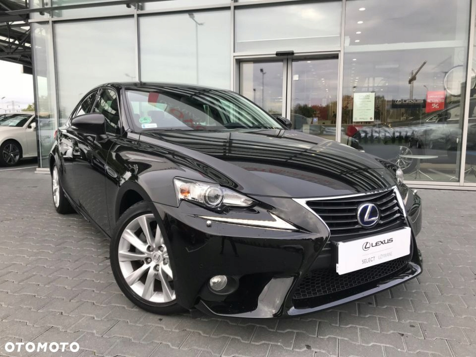 Lexus IS 300H Elegance+Pakiety, ASO, Salon PL,1wł