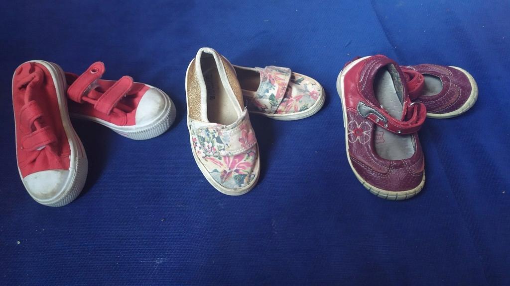 zestaw butów 19 20 buty baleriny trampki tenisówki