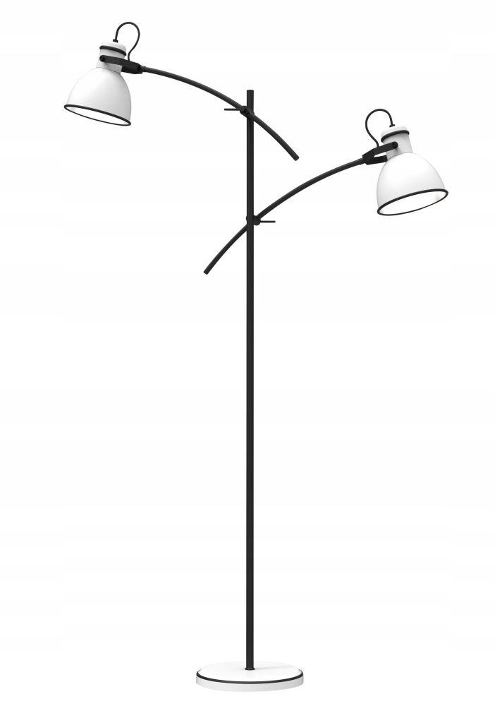 CANDELLUX LAMPA PODŁOGOWA ZUMBA 2XE14 40W 52-72672