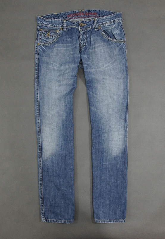 TOMMY HLFIGER KEITH - COMFORT JEANSY - 34/36